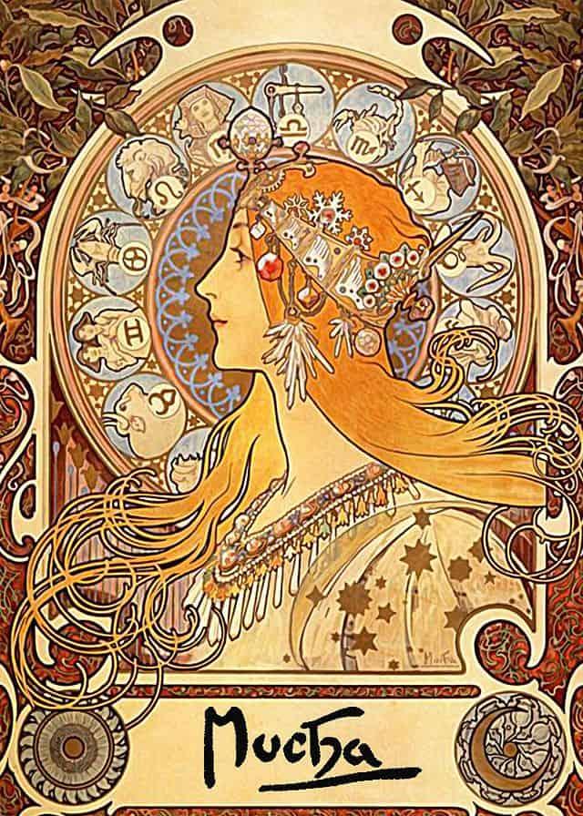 Proiect : Labirintul Art Nouveau (3 ședințe)