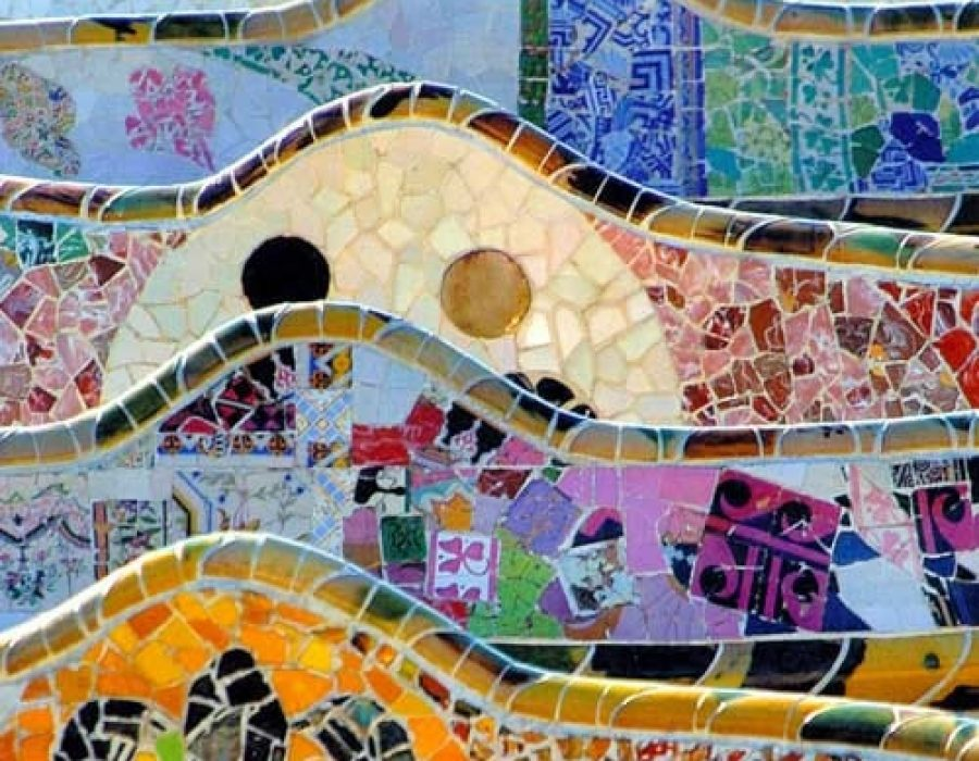 Proiect: Gaudi / Ornamente Art Nouveau ( 22 februarie – 15 martie 2017 )