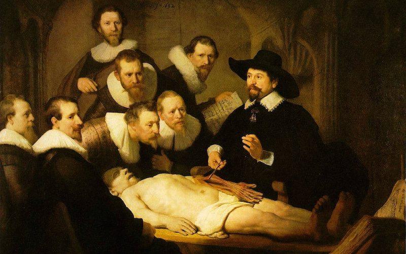 Patologia în artă